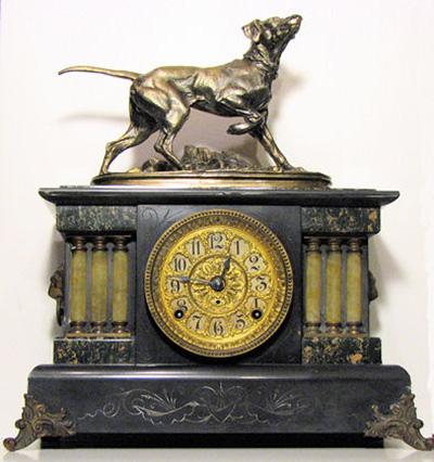 dog-clock