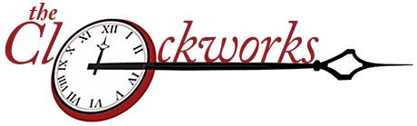 the clockworks logo