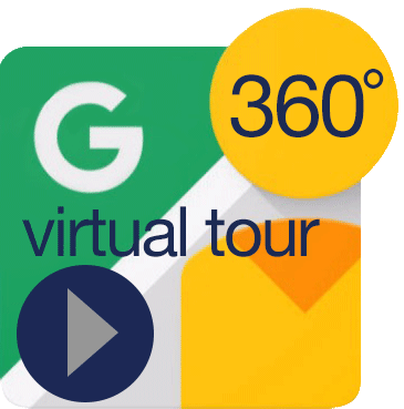 Take a Google 360˚ Virtual Tour