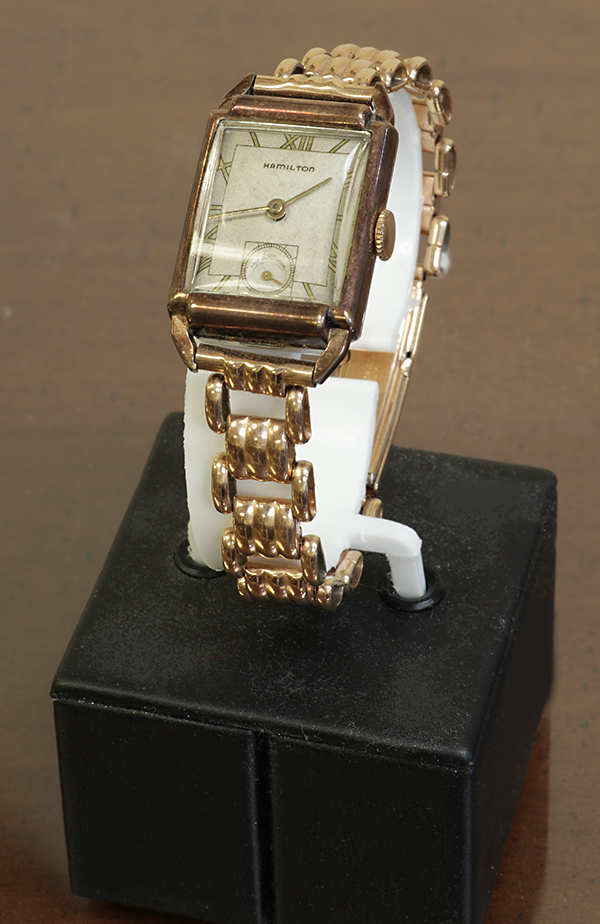 Fine Hamilton Watch
